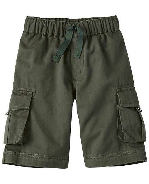 Boys Keeper Cargo Shorts by Hanna Andersson