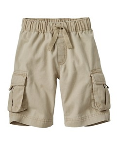 Keeper Cargo Shorts by Hanna Andersson