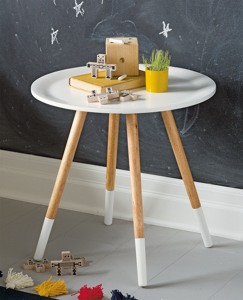 Beechwood Side Table by Hanna Andersson