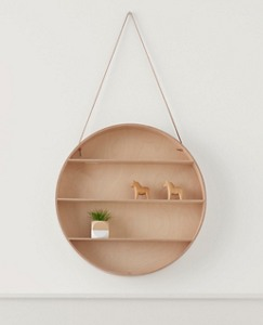 Round Dormer Shelf by Hanna Andersson