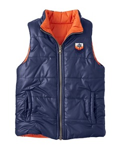 Reversible Puffer Vest by Hanna Andersson