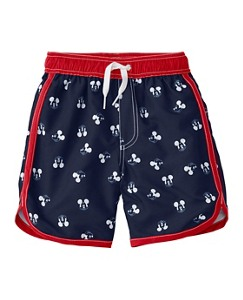 Disney Mickey Mouse Sport Swim Trunks With UPF 50+ by Hanna Andersson
