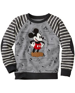 Disney Mickey Mouse Sweatshirt by Hanna Andersson