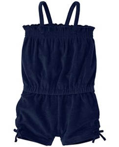 Sunsoft Terry Romper by Hanna Andersson