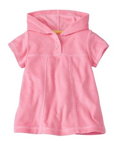 Baby Sunsoft Terry Hooded Cover-up by Hanna Andersson