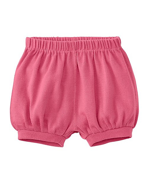 Baby Bloomer Shorts In Organic Cotton by Hanna Andersson
