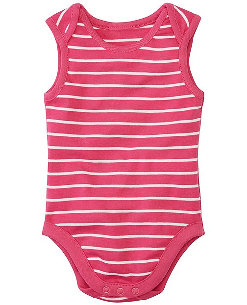 Baby Tanker One Piece In Organic Cotton by Hanna Andersson