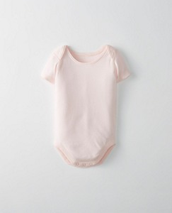 Baby First Layers One Piece In Organic Cotton by Hanna Andersson