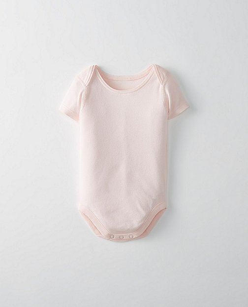 First Layers One Piece In Organic Cotton by Hanna Andersson
