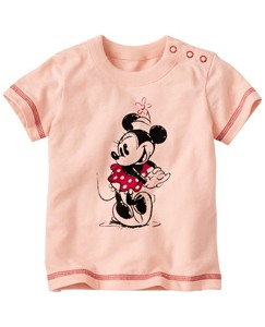 Disney Mickey Mouse Tee by Hanna Andersson