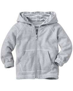 Supercozy Jersey Lined Hoodie by Hanna Andersson