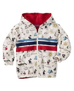 Disney Mickey Mouse Hoodie by Hanna Andersson