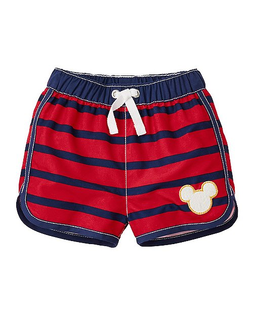 Disney Mickey Mouse Swimmy Shorts by Hanna Andersson