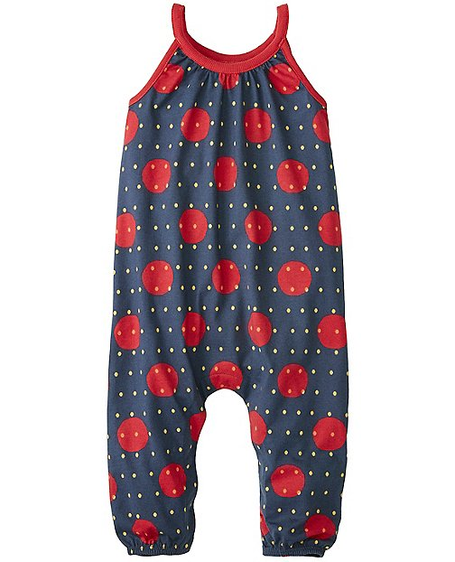 Dot To Dot Romper by Hanna Andersson