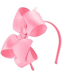 Girls Bow Headband by Hanna Andersson