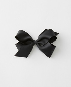 Ribbon Bow Clip by Hanna Andersson