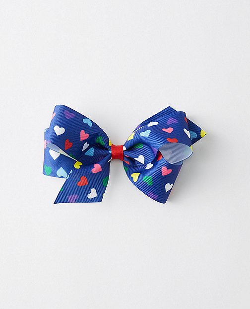 Girls Big Ribbon Bow Clip by Hanna Andersson
