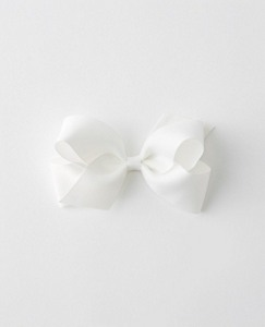 Girls Ribbon Bow Clip by Hanna Andersson