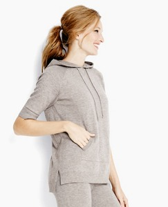 Merino Sweater Hoodie by Hanna Andersson