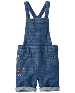 Original Washed Shortalls by Hanna Andersson