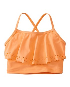 Flounce Tankini Top by Hanna Andersson