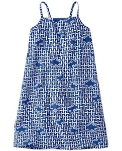 Breezy Back Tie Sundress by Hanna Andersson