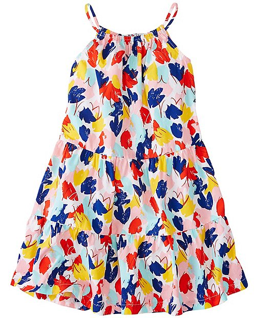 Girls Twirl Along Dress by Hanna Andersson