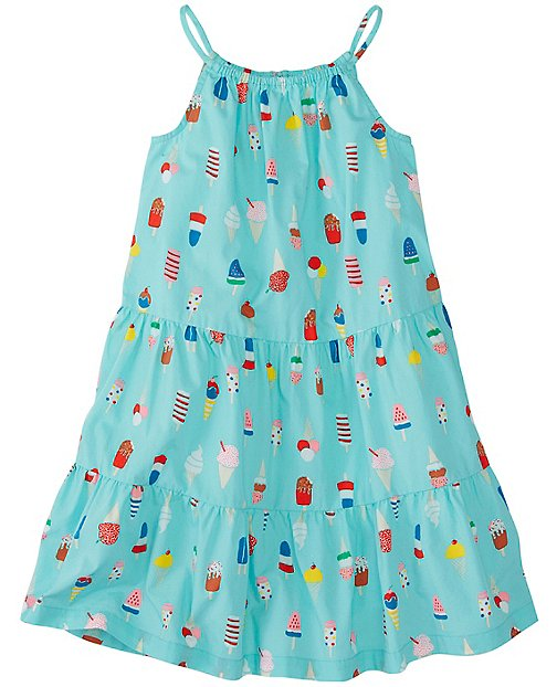 Girls Twirl Along Dress by Hanna Andersson