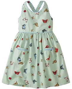 Flutter & Buzz Dress by Hanna Andersson