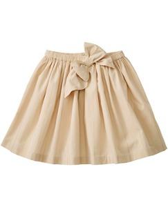 Glitter Stripe Twirl Skirt by Hanna Andersson