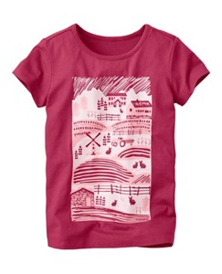 Art Tee by Hanna Andersson