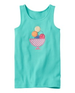 Favorite Things Racerback Tank by Hanna Andersson