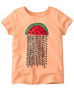 Mixed Media Art Tee by Hanna Andersson