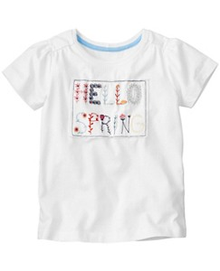 Collection Art Tee by Hanna Andersson