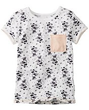Disney Minnie Mouse Pocket Tee by Hanna Andersson