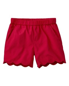 Petal Shorts by Hanna Andersson