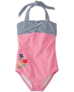 Summer Stripes One Piece by Hanna Andersson