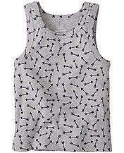 Tank Undershirt In Organic Cotton by Hanna Andersson