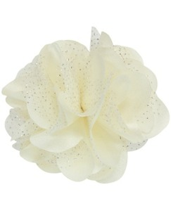Glitter Flower Clip by Hanna Andersson