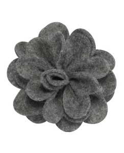 Felt Flower Clip by Hanna Andersson