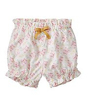Comfy Bloomers In Swiss Dot by Hanna Andersson