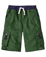 Boys Climber Cargo Shorts by Hanna Andersson