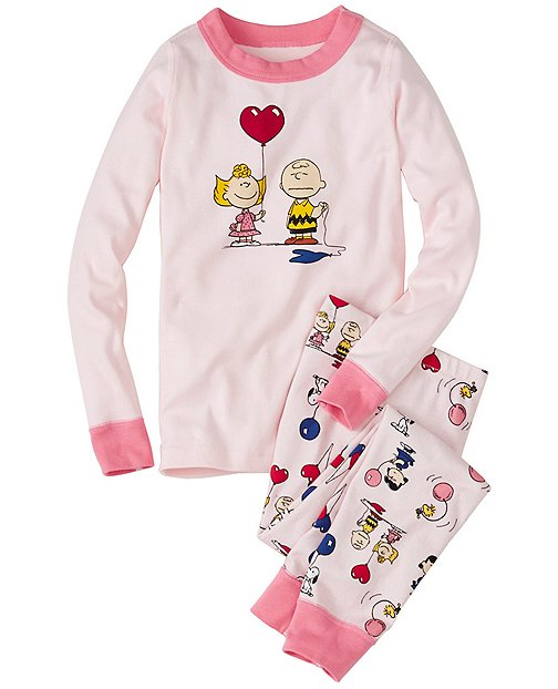 Peanuts Cartoon Pajamas for Kids & Toddlers | Hanna Andersson