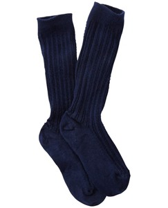 Pointelle Knee Socks by Hanna Andersson