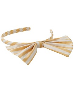 Bow Headband by Hanna Andersson