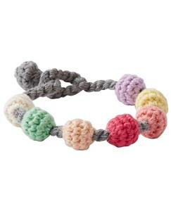 Crochet Bracelet by Hanna Andersson
