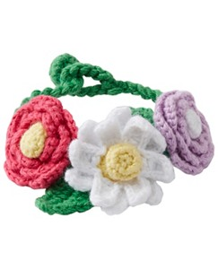 Handcrafted Crochet Bracelet by Hanna Andersson