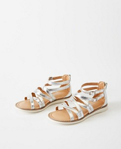 Girls Vera Gladiator Sandals By Hanna