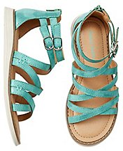 Vera Gladiators Sandals By Hanna