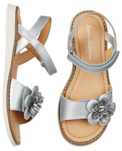 Justina Flower Sandals By Hanna